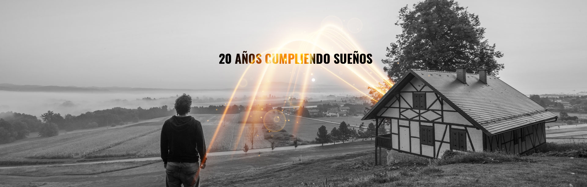 20 años cumpliendo sueños